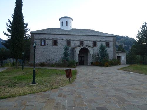 Η εκκλησία των Αγράφων