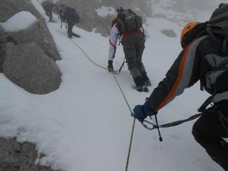 Σχολή ορειβασίας αρχαρίων 2019