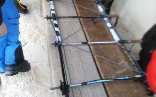 Κατασκευή αυτοσχέδιου φορείου