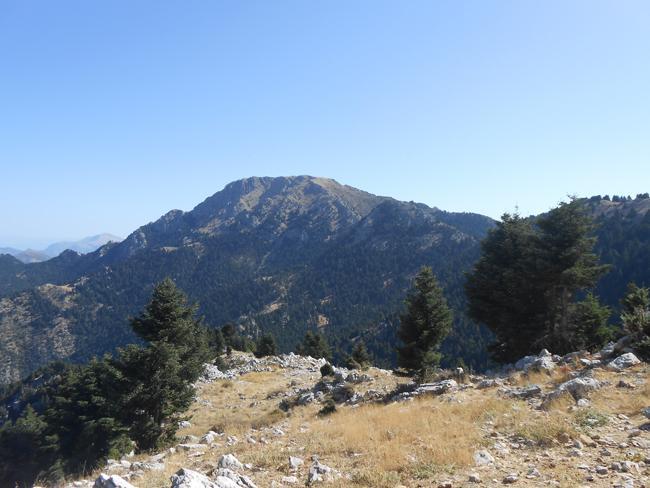Θέα προς το Καλλιφώνι από το σημείο kaliva
