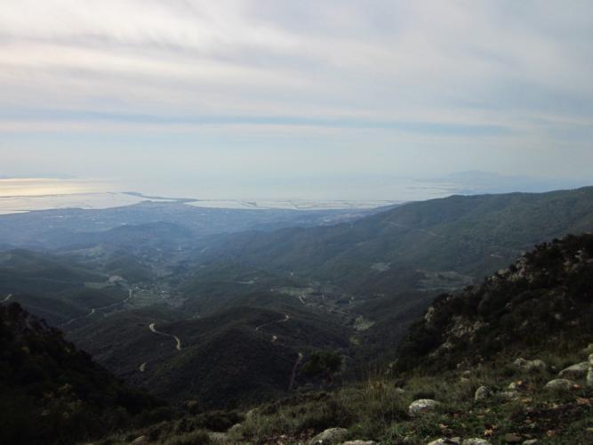 Η λιμνοθάλασσα του Μεσολογγίου